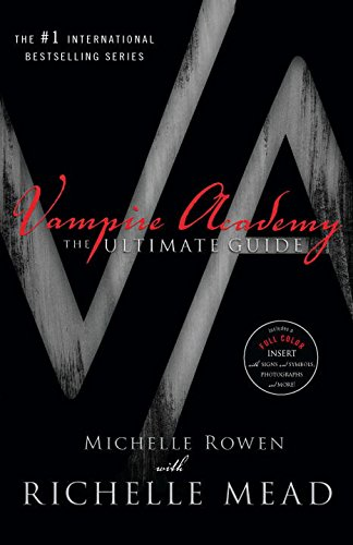 9781595144515: Vampire Academy: The Ultimate Guide (Vampire Academy (Paperback))