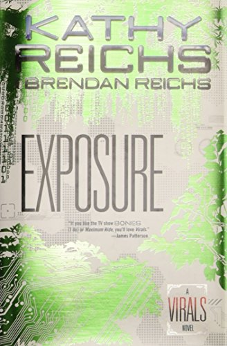 [signed] Exposure: A Virals Novel