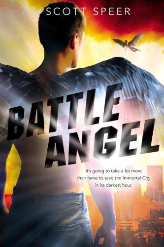 Battle Angel: An Immortal City Novel: Speer, Scott