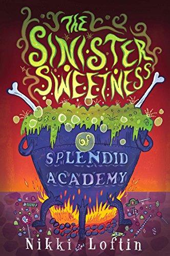 9781595146281: The Sinister Sweetness of Splendid Academy