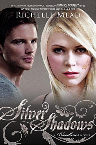 9781595146328: Silver Shadows: A Bloodlines Novel