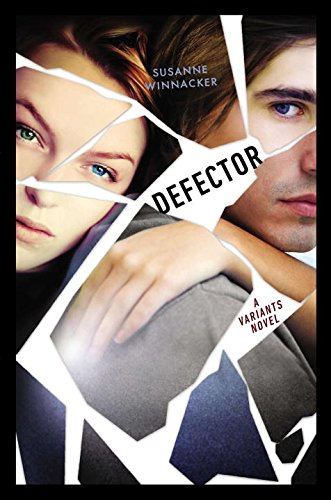 9781595146564: Defector: A Variants Novel