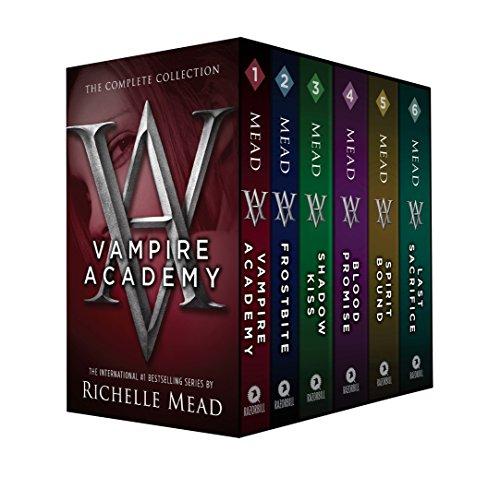 Vampire Academy Box Set 1-6: Richelle Mead