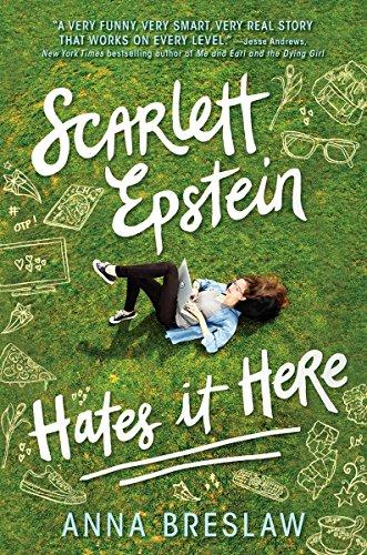 9781595148353: Scarlett Epstein Hates it Here