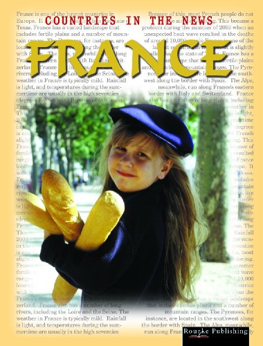9781595151728: France (Countries in the News II)
