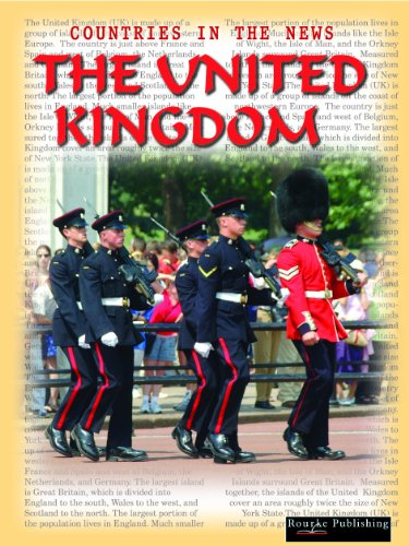 9781595151742: The United Kingdom (Countries in the News) (Countries in the News II)