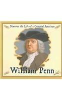 9781595153401: William Penn (Discover the Life of a Colonial American)