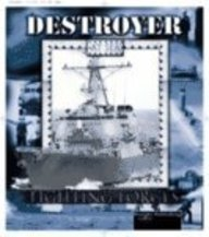 Destroyers (Fighting Forces on the Sea): Stone, Lynn M.