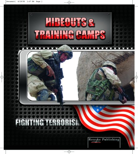 9781595154859: Hideouts And Training Camps (Fighting Terrorism)