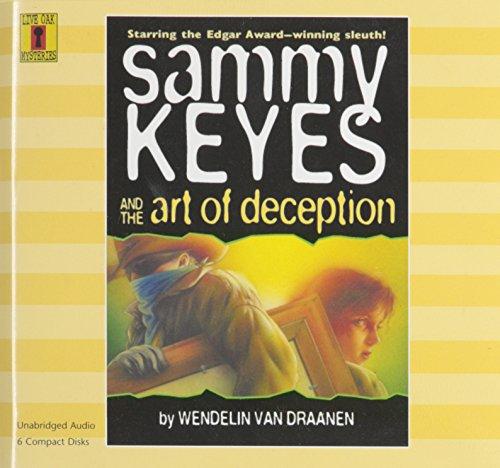 9781595190024: Sammy Keyes and the Art of Deception (6 CD Set) (Sammy Keyes (Audio))
