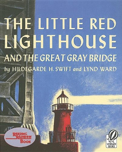 9781595190550: Little Red Lighthouse and the Great Gray Bridge, the (1 Paperback/1 CD)