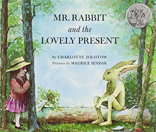 9781595190628: Mr. Rabbit and the Lovely Present (1 Paperback/1 CD)