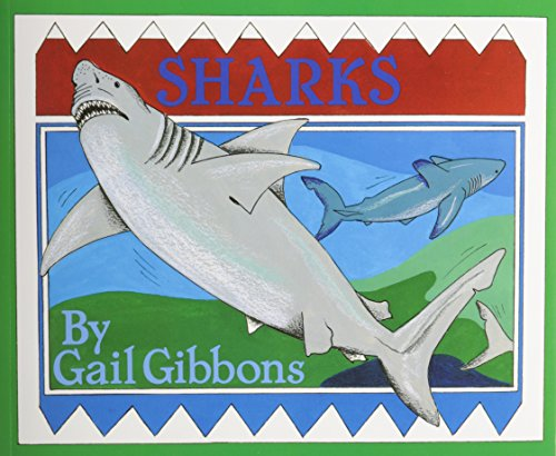 9781595190802: Sharks (Live Oak Readalong)
