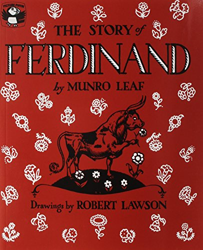 Story of Ferdinand, the (1 Paperback/1 CD): Munro Leaf