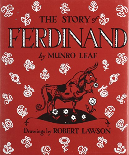 Story of Ferdinand, the (1 Hardcover/1 CD): Munro Leaf