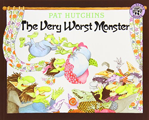 9781595191021: The Very Worst Monster