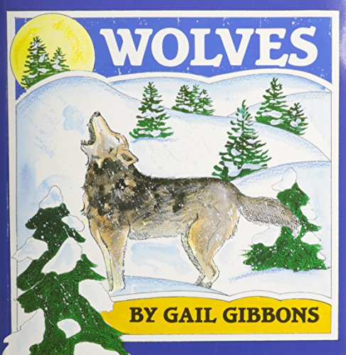 9781595191137: Wolves (Live Oak Readalong)