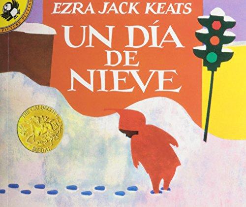 9781595191571: Un Dia De Nieve / The Snowy Day [Paperback with CD] (Live Oak Readalong) (Spanish Edition)
