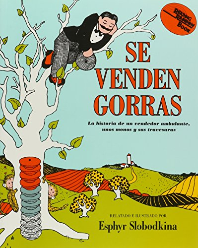 9781595191939: Se Venden Gorras/Caps For Sale: La Historia de un Vendedor Ambulante, unos Monos y sus Travsuras (Live Oak Readalong)