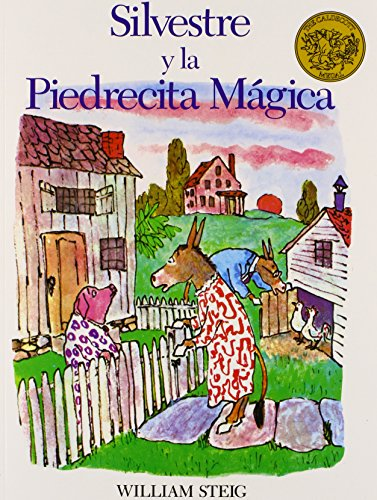 9781595192004: Silvestre y La Piedrecita Magica (Sylvester and the Magic Pebble) with CD (Live Oak Readalongs) (Spanish Edition)