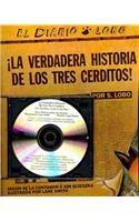 9781595192080: La Verdadera Historia De Los Tres Cerditos!/ The True Story of the Three Little Pigs (Live Oak Readalongs)