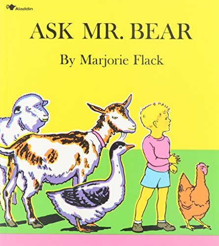 9781595192448: Ask Mr. Bear (1 Paperback/1 CD)