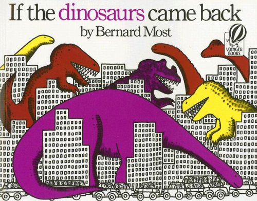 9781595193148: If the Dinosaurs Came Back (1 Paperback/1 CD)