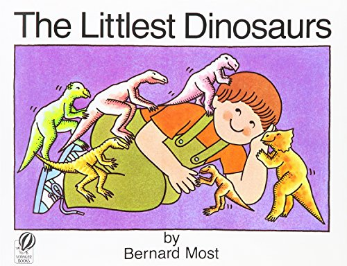 9781595193254: The Littlest Dinosaurs [With Paperback Book]
