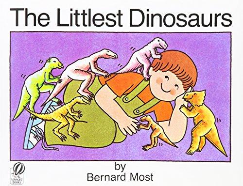 9781595193254: Littlest Dinosaurs, the (1 Paperback/1 CD)
