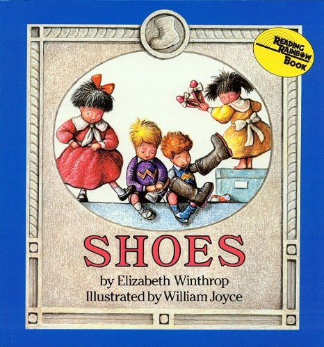 9781595193490: Shoes [With Paperback Book]