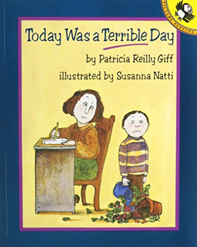 9781595193551: Today Was a Terrible Day [With CD (Audio)]