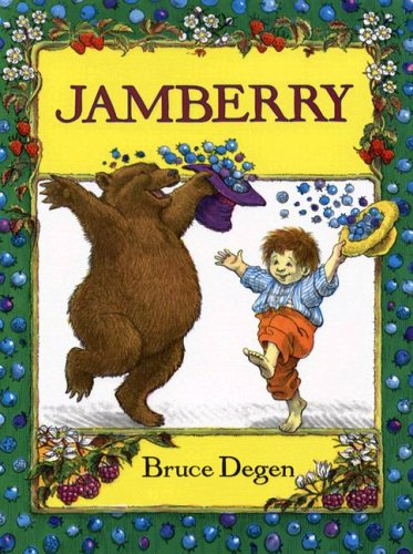 9781595193629: Jamberry (Book & CD)