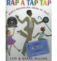 9781595193650: Rap a Tap Tap: Here's Bojangles, Think of That [With Hardcover Book] (Live Oak Readalongs)
