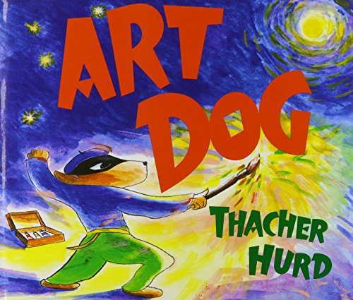 9781595194411: Art Dog (1 Hardcover/1 CD)