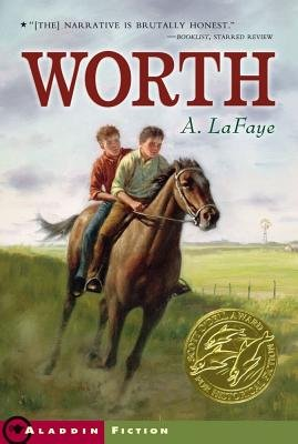 9781595197665: Worth [With Paperback Book] (Live Oak Histories)