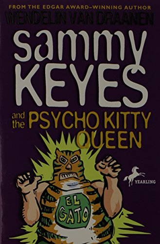 Sammy Keyes and the Psycho Kitty Queen [With Paperback Book]: Wendelin Van Draanen