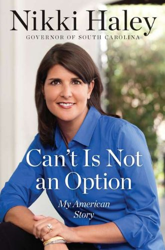9781595230850: Can't Is Not an Option: My American Story