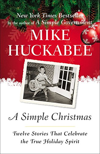9781595230980: A Simple Christmas: Twelve Stories That Celebrate the True Holiday Spirit
