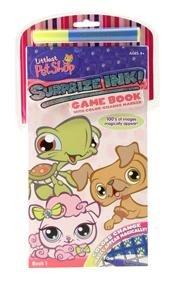 Littles Pet Shop Surprize Ink Book 3: n/a