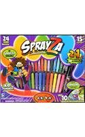 9781595244963: Sprayza Air Brush Systems