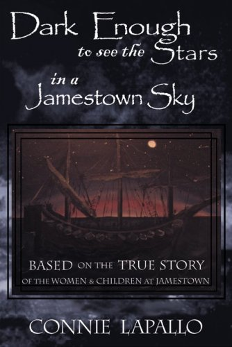 9781595264213: Dark Enough to See the Stars in a Jamestown Sky