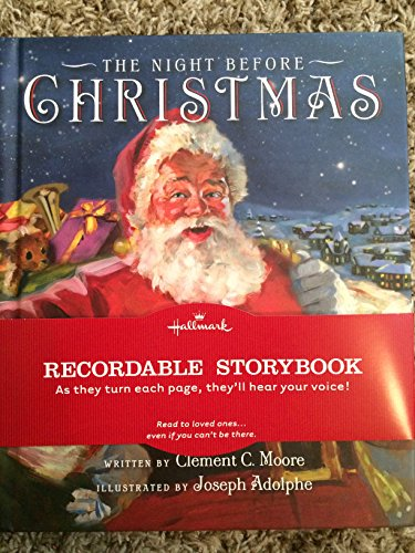 The Night Before Christmas (A Recordable Storybook): Clement C. Moore