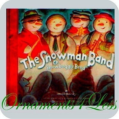 9781595302922: The Snowman Band of Snowboggle Bend