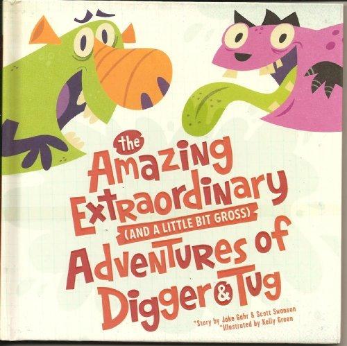 The Amazing Extraordinary (and a little bit: Gahr, Jake; Swanson,