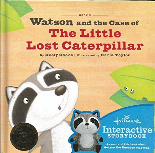 9781595303578: Book 3: Watson and the Case of The Little Lost Caterpillar Interactive Storybook