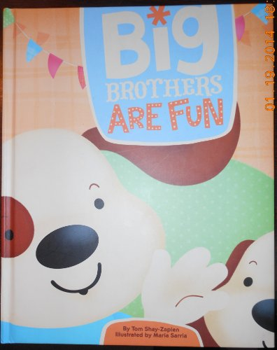 9781595303639: Big Brothers Are Fun