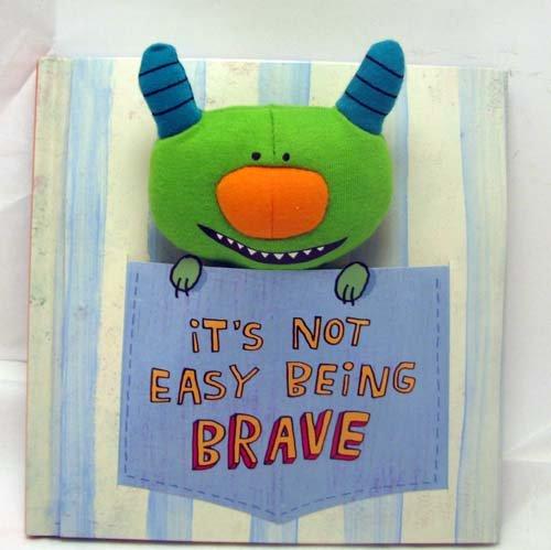 9781595304735: Hallmark Books BOK6204 It's Not Easy Being Brave