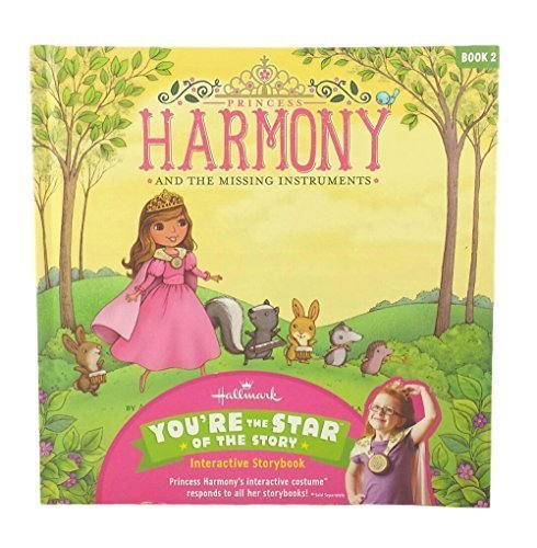 9781595309570: Hallmark Interactive Storybook Princess Harmony and the Missing Instruments Book 2