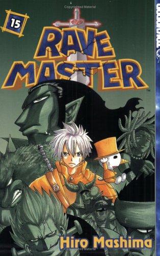 Rave Master, Vol. 15: Hiro Mashima