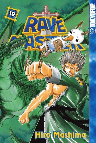 Rave Master, Vol. 19: Mashima, Hiro
